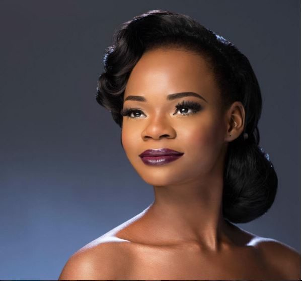 Stuning Shot of Model Olajumoke Orisaguna