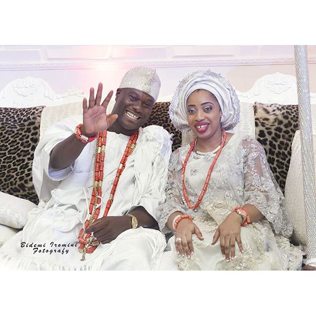 Olori and Ooni of Ife