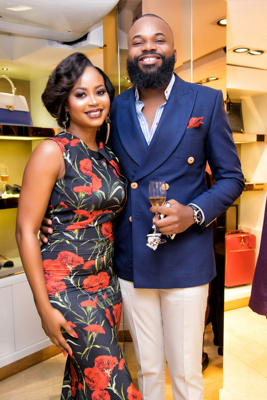Omowunmi Akinnifesi and Bawo