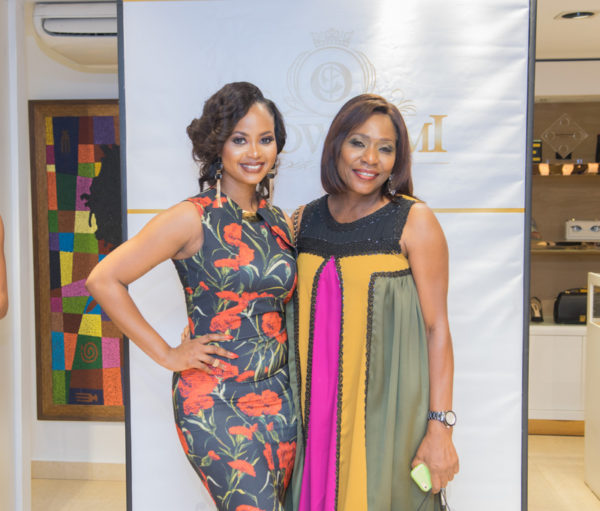 Omowunmi Akinnifesi and Grace Egbagbe