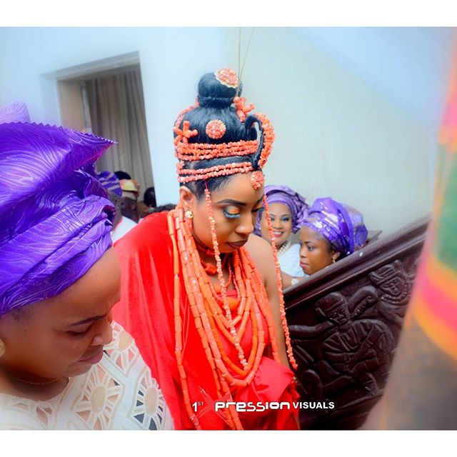 Ooni of Ife Adeyeye Ogunwusi Wedding and Otiti Wuraola Zynab 11