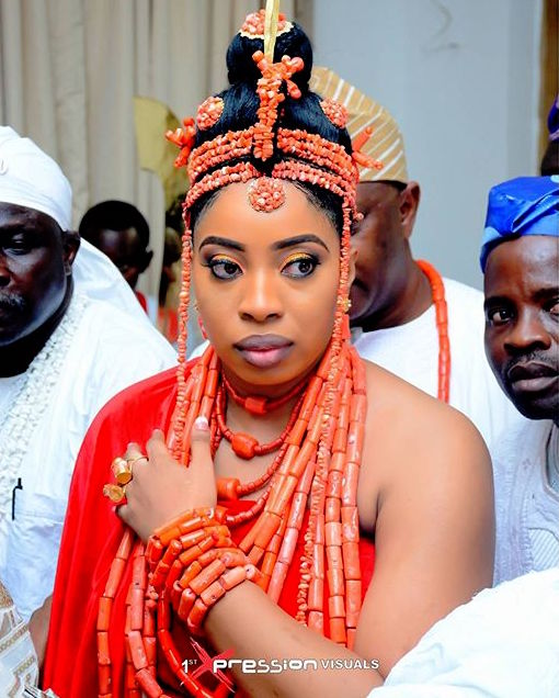 Ooni of Ife Adeyeye Ogunwusi Wedding and Otiti Wuraola Zynab 12