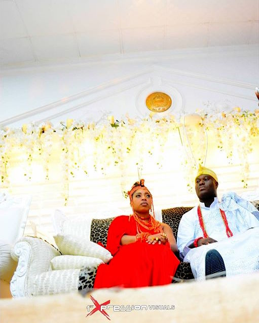 Ooni of Ife Adeyeye Ogunwusi Wedding and Otiti Wuraola Zynab 14