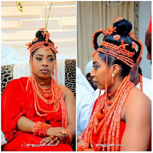 Ooni of Ife Adeyeye Ogunwusi Wedding and Otiti Wuraola Zynab 15
