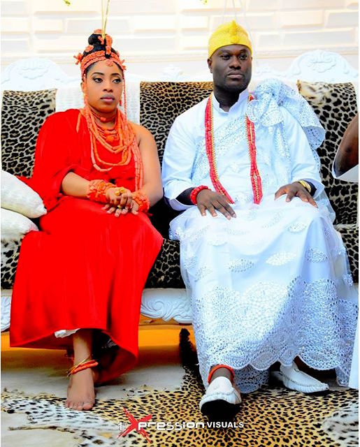Ooni of Ife Adeyeye Ogunwusi Wedding and Otiti Wuraola Zynab 17