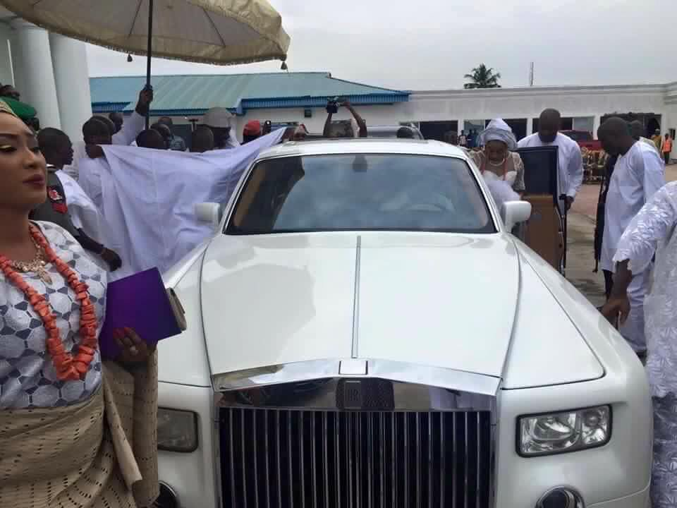 Ooni of Ife Adeyeye Ogunwusi Wedding and Otiti Wuraola Zynab 2