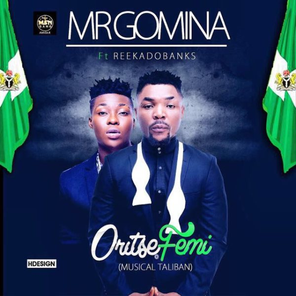 Oritsefemi - Mr Gomina ART