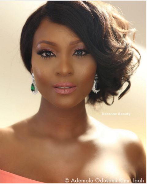 Osas Ajibade by Doranne Beauty