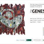 Ovie Brume Invitation To Arts Exhibition