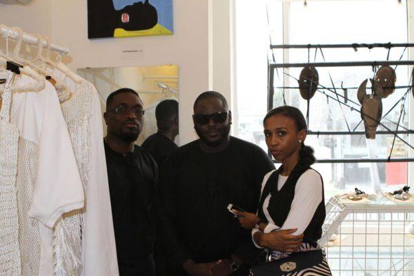 Owen Osawe, Abba TMakama & Haowa Bello
