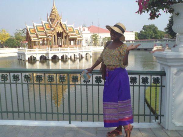 Palace premises