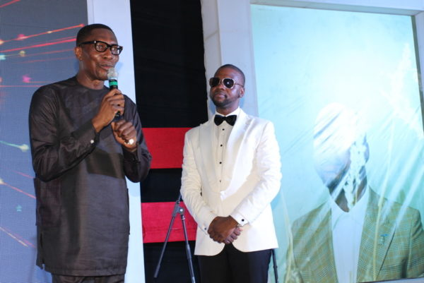Pastor Tony Rapu and Adebola Williams