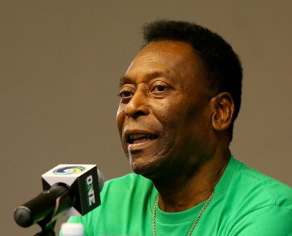 Pele's Health Scare dismissed as he's said to be Resting at Home - BellaNaija