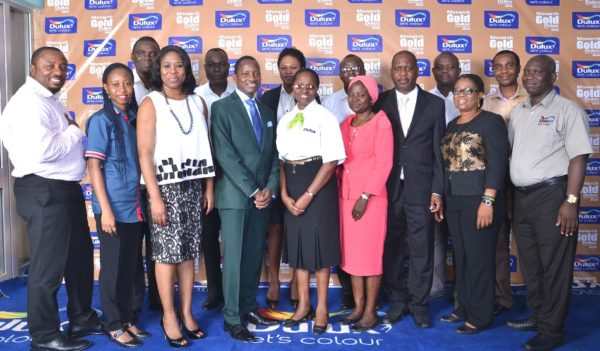 Dulux Leadership Team Members and the Professional Groups