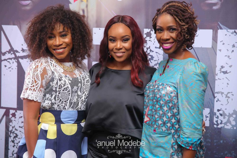 Kaylah Oniwo, Mimi Onalaja & Omoye Uzams