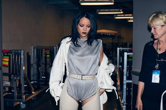 Rihanna Sells Out First ANTi World Tour Concert u0026 Slays on All Fronts - BellaNaija