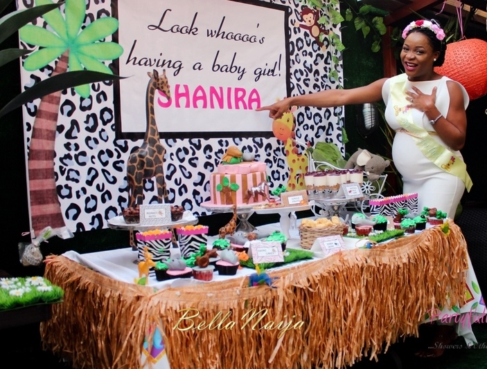 Bn Living Shanira S Safari Baby Shower Partyfully Yours