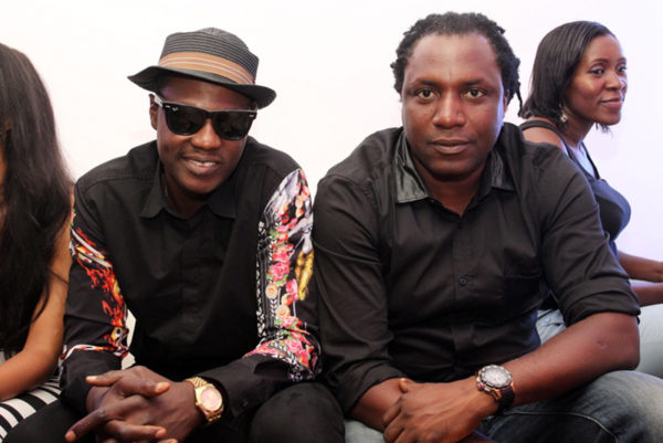 Sound Sultan and Steve Babaeko