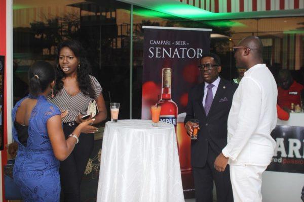 Tewa Onasanya, Banke Adeojo, Lanre Gbajabiamila & Tubosun Kola-Daisi