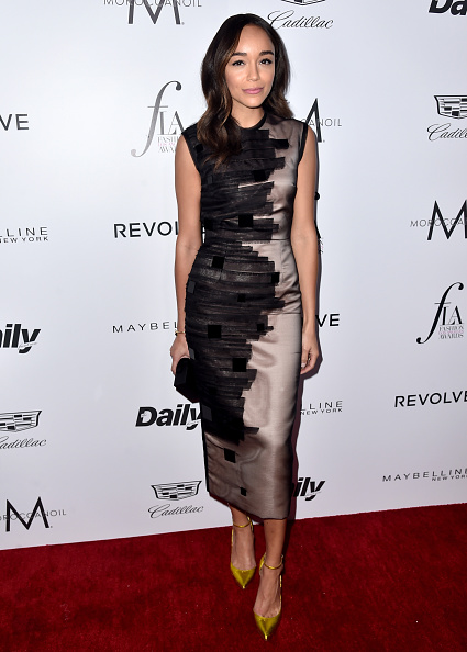"""WEST HOLLYWOOD, CA - MARCH 20:  Actress Ashley Madekwe attends the Daily Front Row """"Fashion Los Angeles Awards"""" at Sunset Tower Hotel on March 20, 2016 in West Hollywood, California.  (Photo by Alberto E. Rodriguez/Pret-a-Reporter/Getty Images)"""