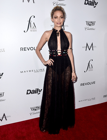 "WEST HOLLYWOOD, CA - MARCH 20:  Host Nicole Richie attends the Daily Front Row ""Fashion Los Angeles Awards"" at Sunset Tower Hotel on March 20, 2016 in West Hollywood, California.  (Photo by Alberto E. Rodriguez/Pret-a-Reporter/Getty Images)"