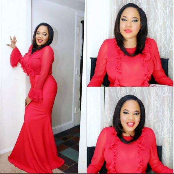 Toyin Aimakhu's Ex Calls for Nollywood Producers to Boycott her in Movies