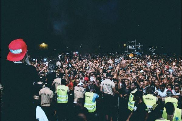 Wizkid Cameroon 1