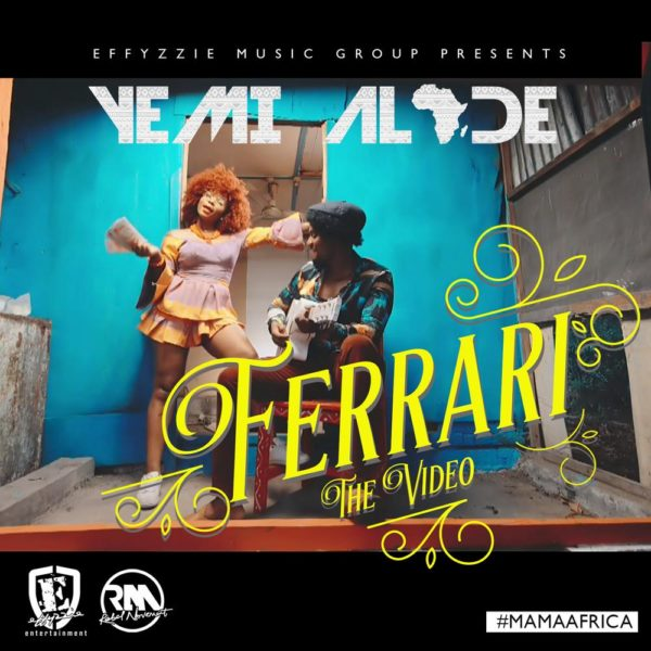 Yemi Alade- Ferrari [Video Poster]