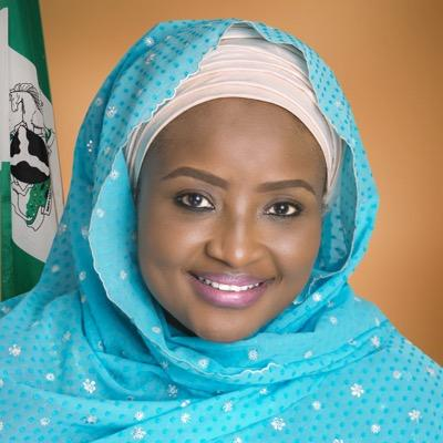 Her excellency Zainab Atiku Bagudu