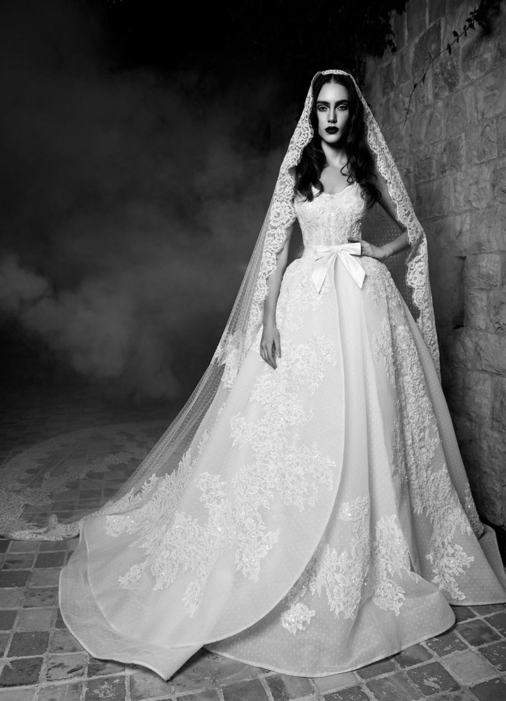 BN Bridal: Zuhair Murad – Fall 2016 Bridal Collection