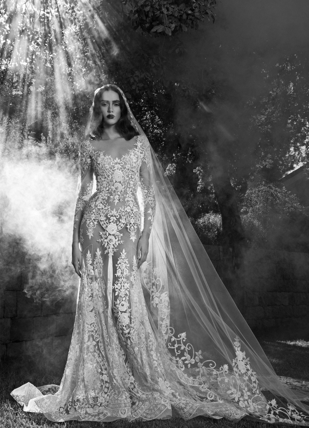 Zuhair Murad_Fall 2016_Bridal_Tessa with Veil