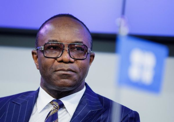Minister of State, Petroleum Resources, Ibe Kachikwu