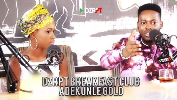 Adekunle Gold DZRPT