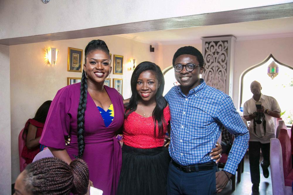 Waje; Taiwo & Tobi Adeola