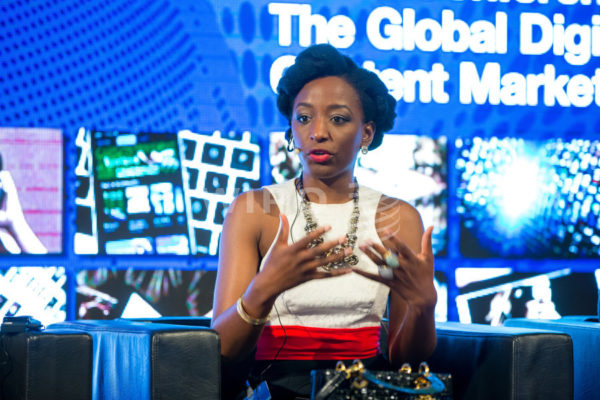 Nigerian Actress Speaks at Film Panel at WIPO Conference on the Digital Market Nigerian actress Oreka Godis speaks at a panel on Film - Sustaining the Film Industry in the Digital Environment at the WIPO Conference on the Digital Market, which met in Geneva from April 20 to 22, 2016. At the Conference, public and private sector leaders as well as creators discuss the creative content economy, which has seen radical change to access and business models for more than a decade. © WIPO 2016. Photo: Emmanuel Berrod.