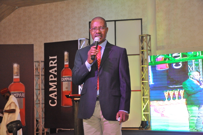 BML National Sales Manager, Paul Omekwe