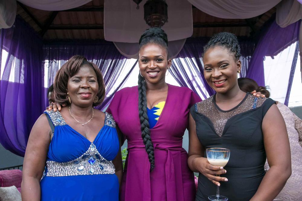 Alu Gladys Enifogho, Waje & Alu Cynthia Chinwe