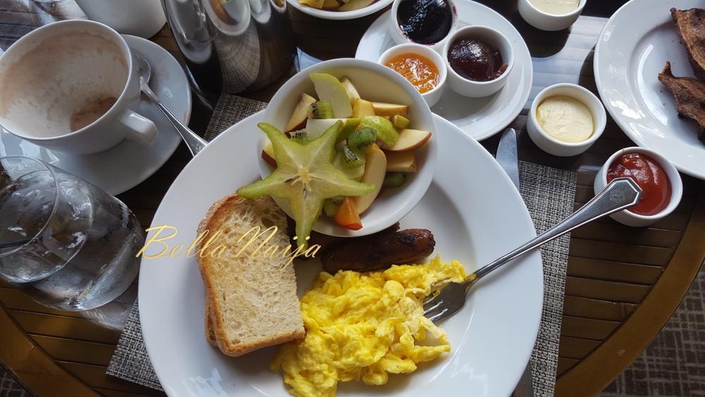 Diet slaying breakfast