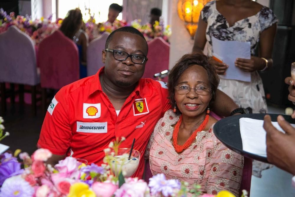 Ikenna Ndugbu & Rose Opara