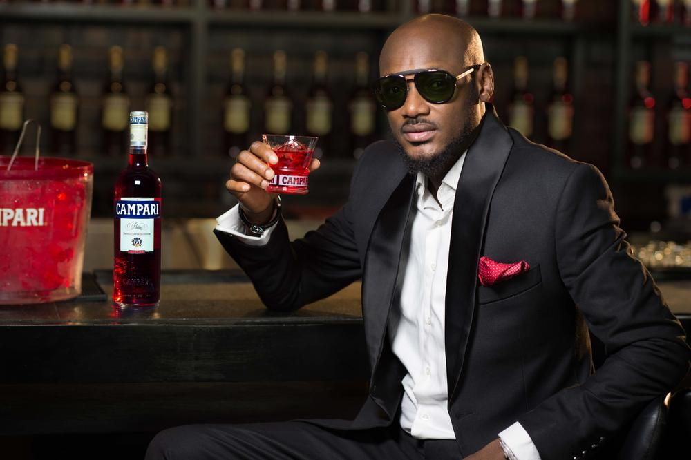 2Face for Campari 1