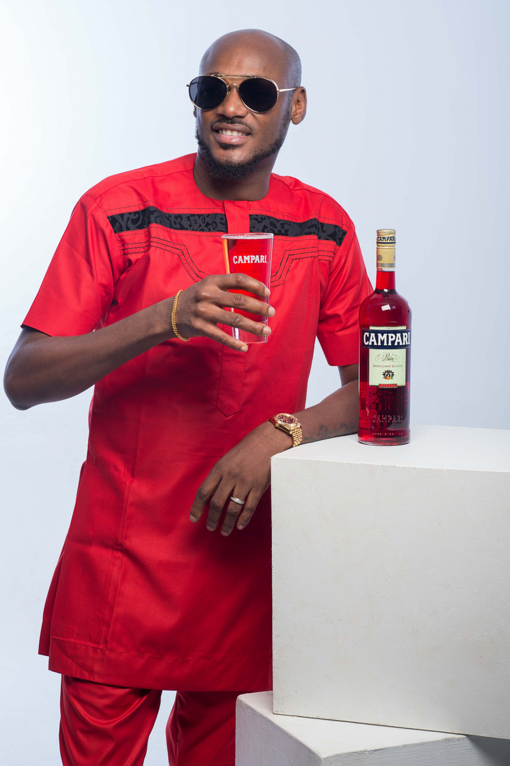 2Face for Campari 10