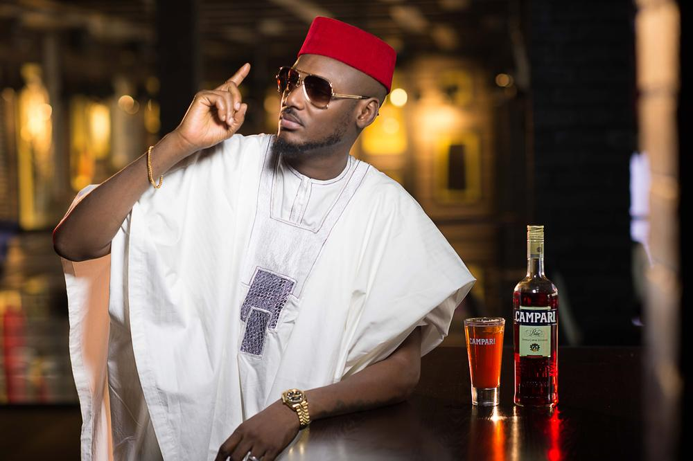 2Face for Campari 3