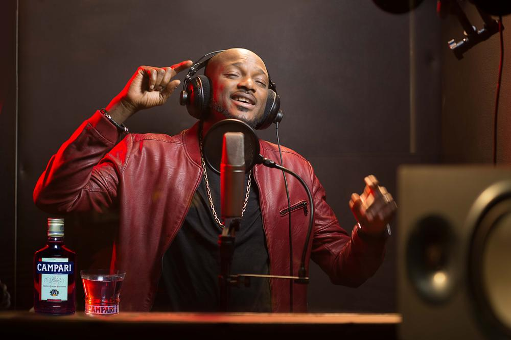 2Face for Campari 7