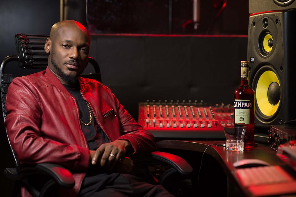 2Face for Campari 8