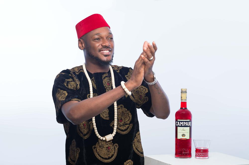 2Face for Campari