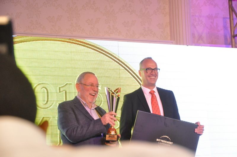 Director, BML, Brian Voakes and Area Manager, Campari International, Michael Reder