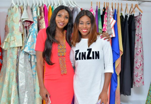 Dedun Olobayo and Zina Anumudu