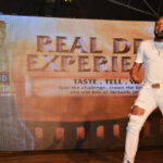 7-KCee Performing on STage
