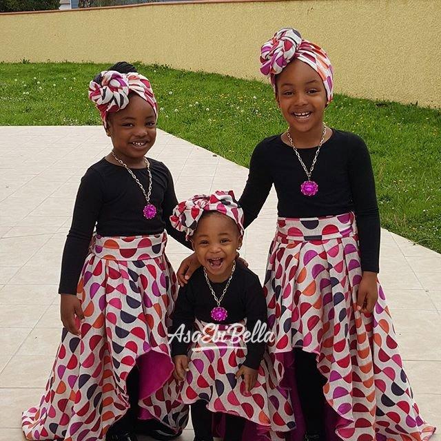 @ijeomaakpi3626 's Little girls