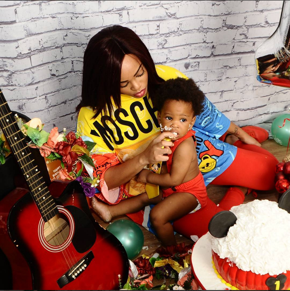Adaeze Yobo, Jay and Joey Birthday 3